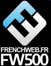 FrenchWeb 500 Logo