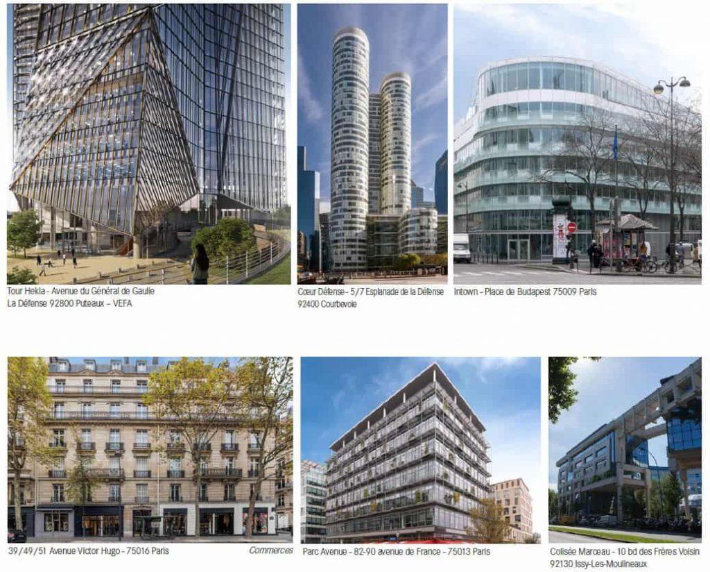 rivoli avenir patrimoine acquisitions immobilières 2017