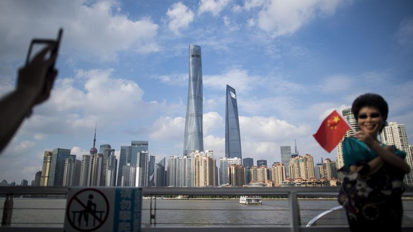 economie chinoise 2016