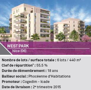 SCPI Patrimoine Croissance - Investissement - Nice