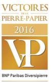 Victoire Pierre&Papier OPCI Diversipierre 2016