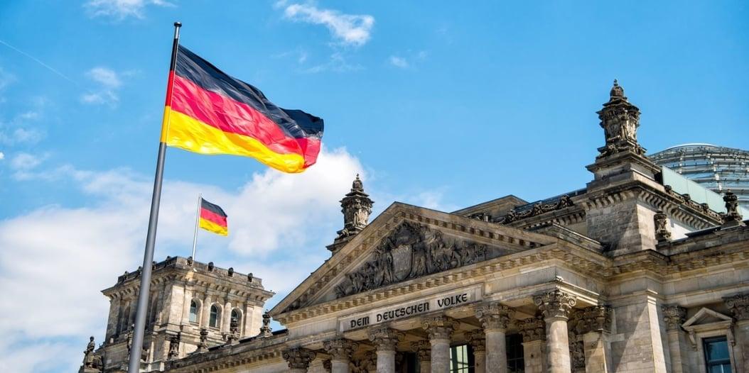 Allemagne - Reichstag -économie