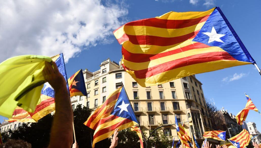 Crise Espagnole- Catalogne