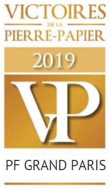 victoire pierre papier 2019 scpi pf grand paris