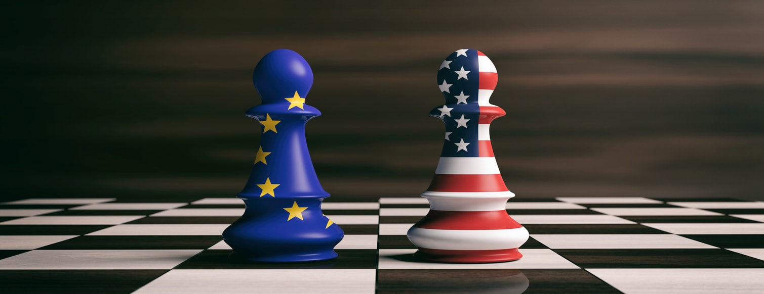 Trump vs Draghi, USA vs Europe, Guerre commerciale