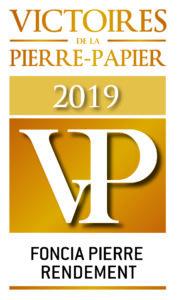 Victoires Pierre Papier foncia pierre rendement 2019