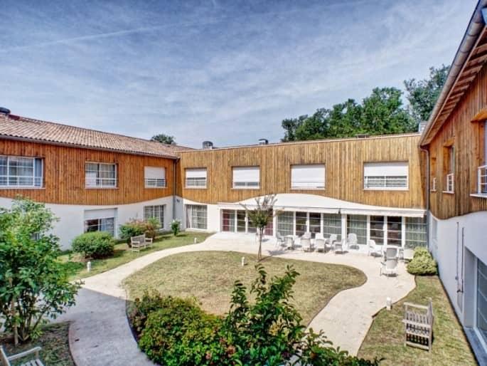 LMNP residence EHPAD
