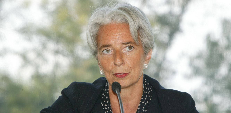 Edito Du Mois : le renouveau de la BCE (Christine Lagarde) - couv