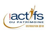 bnp paribas aqua Actif d'Or de la Distribution 2018