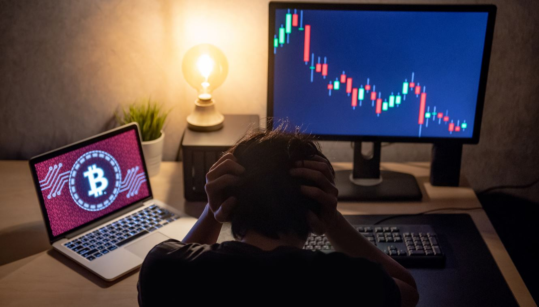Edito du mois : Le krach des cryptomonnaies - couv