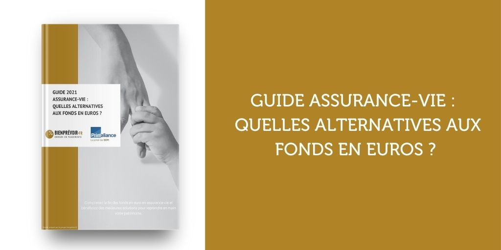 GUIDE 2021 ASSURANCE-VIE QUELLES ALTERNATIVES AUX FONDS EN EUROS